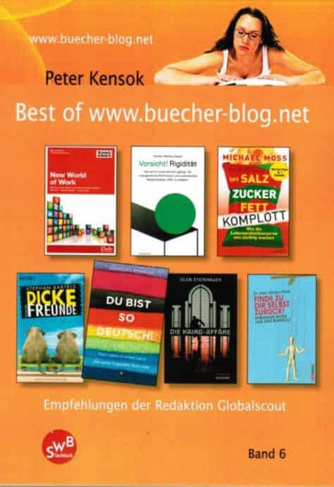 Peter Kensok - Best of buecher-blog.net – Band 6